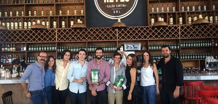 Heineken ® se adueña de las experiencias Premium de Guadalajara