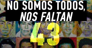 Faltan 43