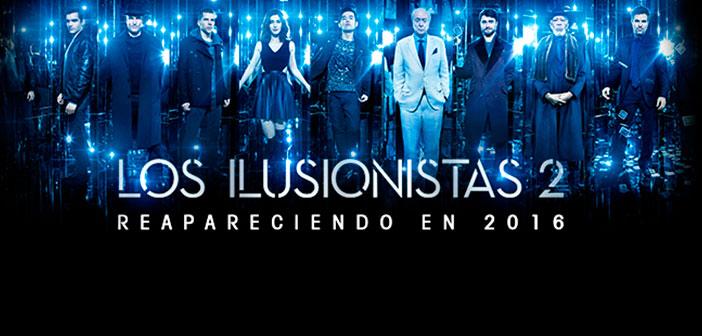Los Ilusionistas 2